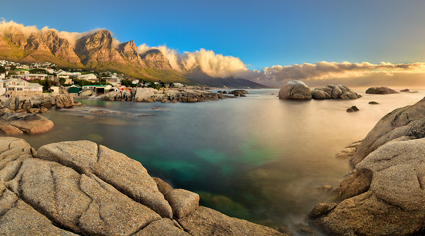 Atlantic Beach, Clifton (Cape Peninsula Tour)